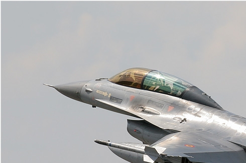Photo#2813-1-General Dynamics F-16BM Fighting Falcon