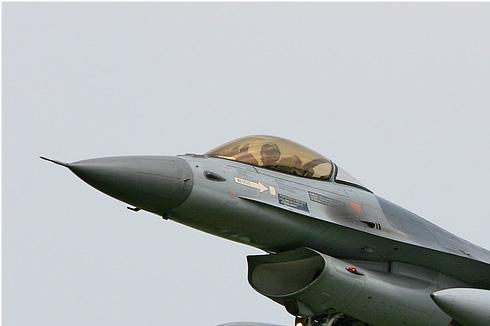 Photo#2832-1-General Dynamics F-16AM Fighting Falcon