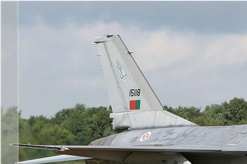 Photo#2841-1-General Dynamics F-16B Fighting Falcon
