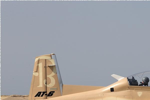 Photo#2896-1-Beechcraft AT-6C Wolverine
