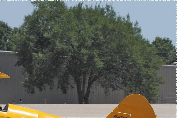 Diapo2277 Boeing-Stearman N2S-3 Kaydet 07362/N65693, Oshkosh (WI, USA) 2019