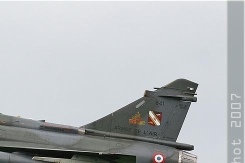 Photo#2597-2-Dassault Mirage 2000D