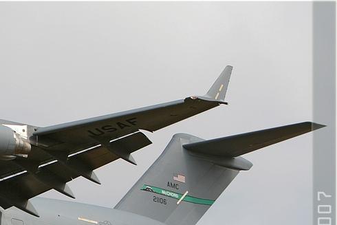 Photo#2704-2-Boeing C-17A Globemaster III