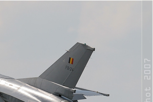 Photo#2813-2-General Dynamics F-16BM Fighting Falcon