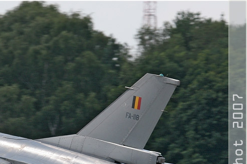 Photo#2833-2-General Dynamics F-16AM Fighting Falcon