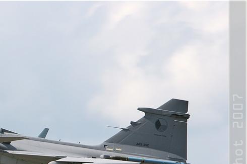 Photo#2856-2-Saab JAS39D Gripen