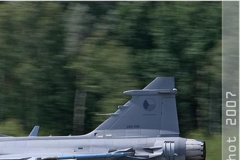 Photo#2857-2-Saab JAS39D Gripen