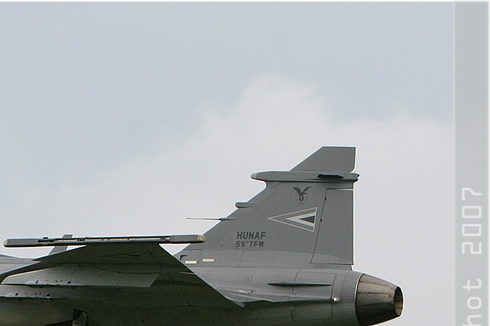 Photo#2860-2-Saab JAS39D Gripen