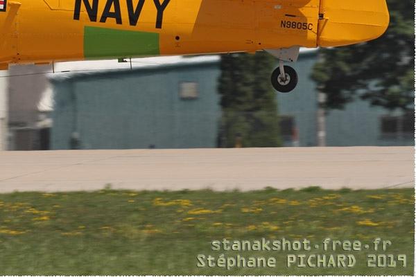 Photo#2154-4-North American SNJ-5 Texan