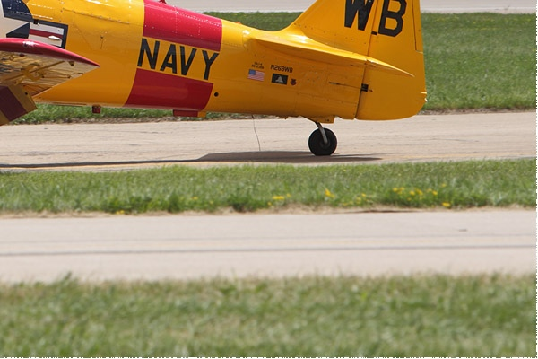 Photo#2155-4-North American SNJ-4 Texan