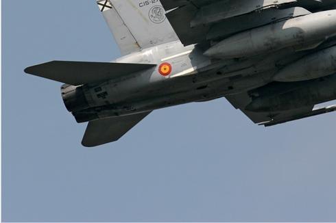 Photo#2099-3-McDonnell Douglas EF-18A Hornet