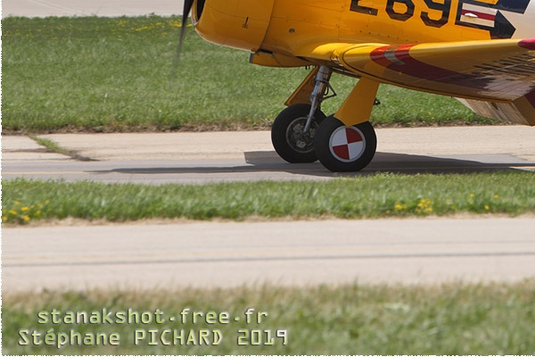 Photo#2155-3-North American SNJ-4 Texan