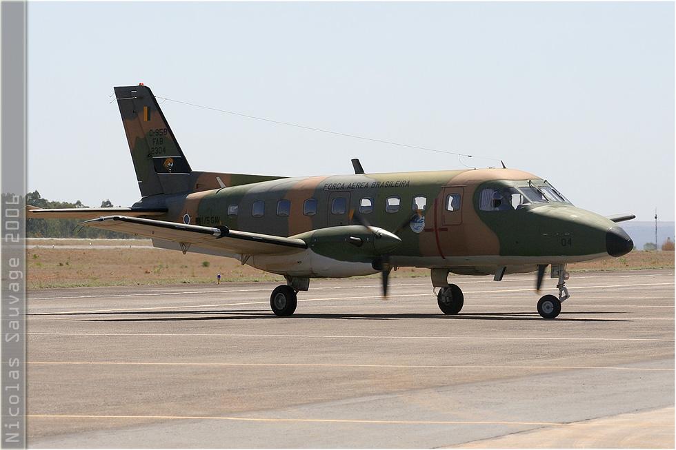 tof#3150_EMB-110_de la Force aérienne brésilienne