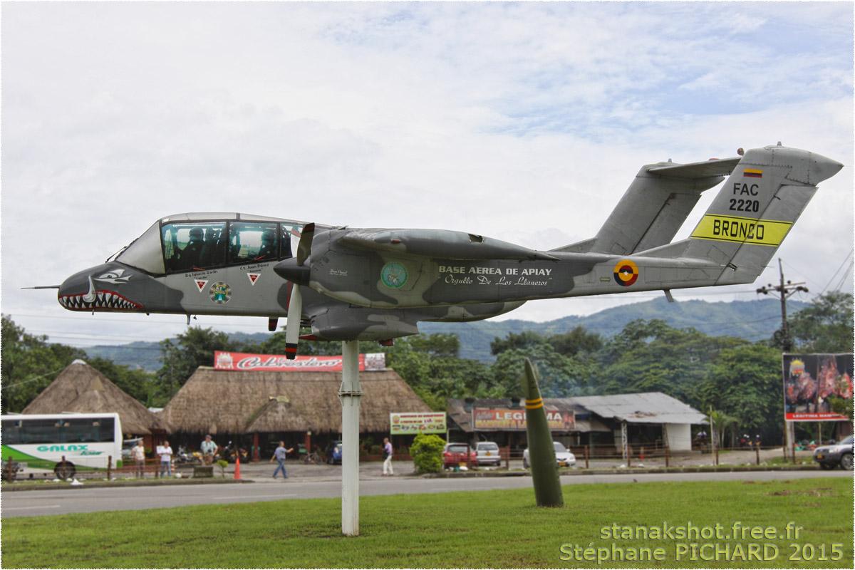 tof#3167_OV-10_de la Force aérienne colombienne