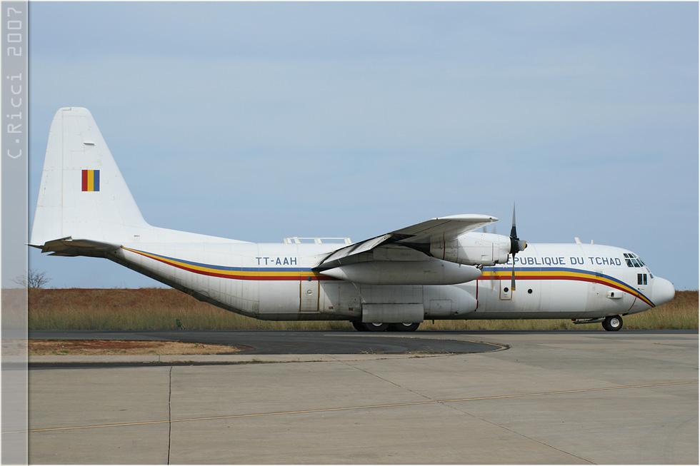 tof#3383_C-130_de l'Escadrille nationale tchadienne