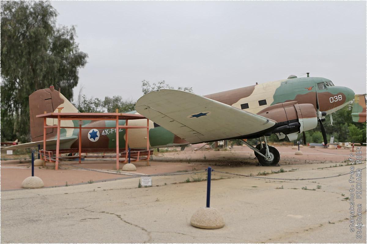 tof#3384_DC-3_de la Force aérienne israélienne