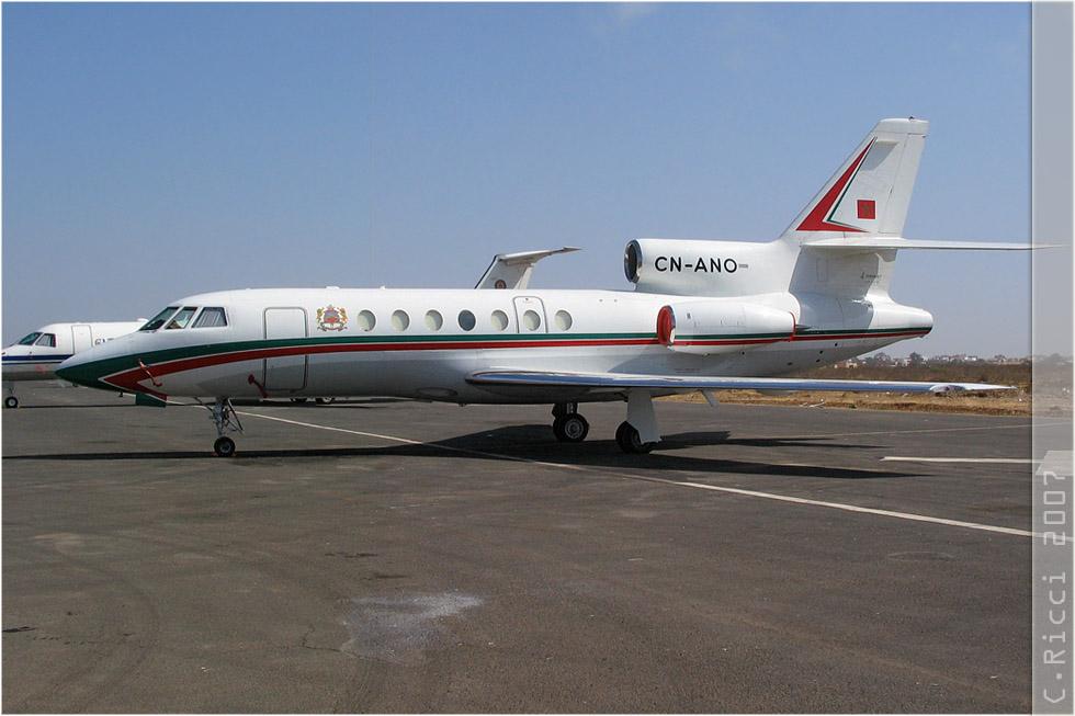 tof#3387_Falcon 50_des Forces royales air du  Maroc