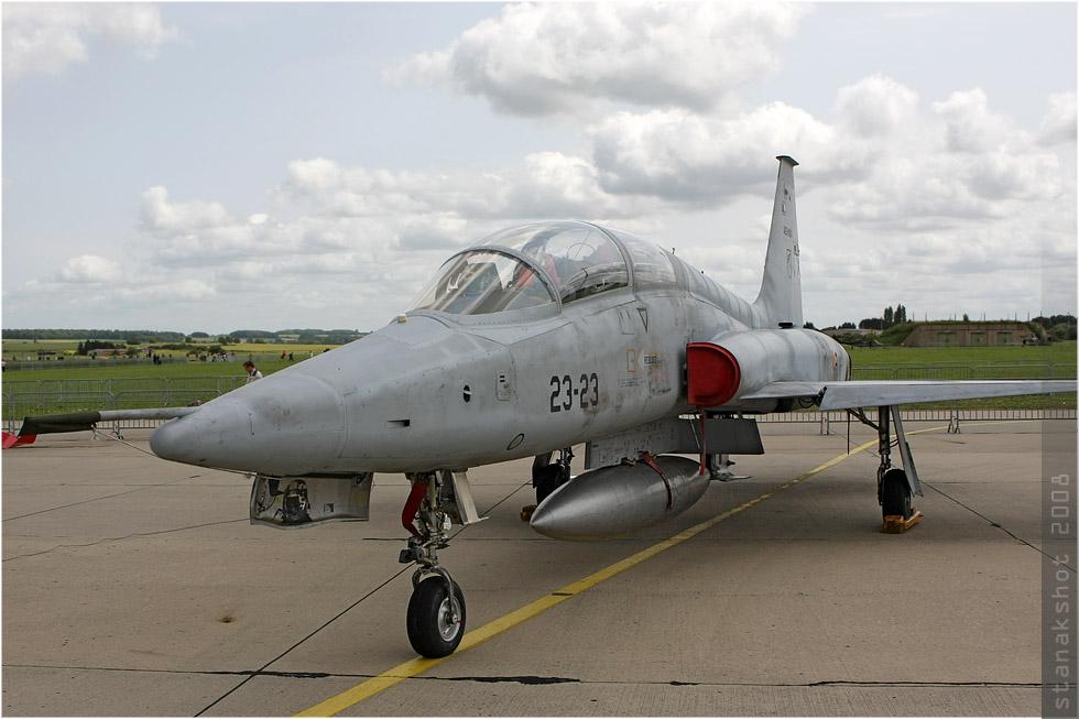 tof#3807_F-5_de la Force aérienne espagnole