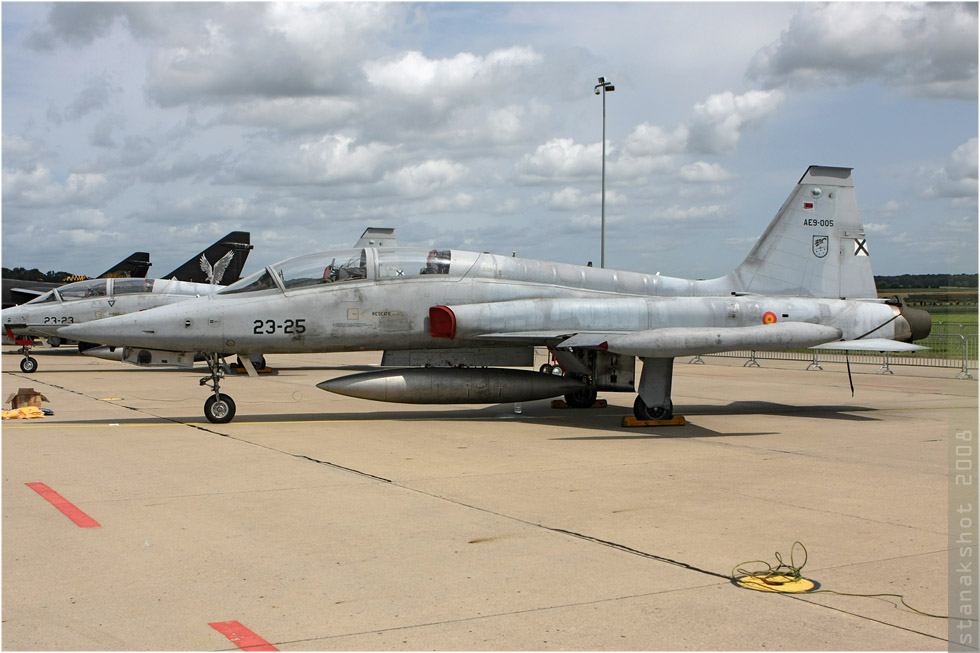 tof#3808_F-5_de la Force aérienne espagnole