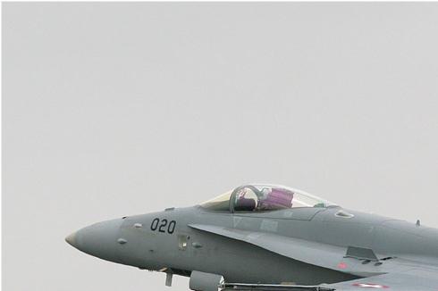 Photo#3048-1-McDonnell Douglas F/A-18C Hornet