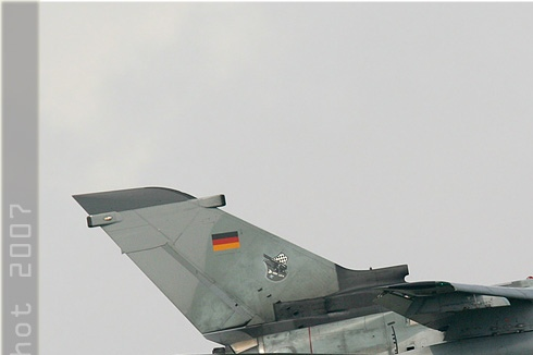 Photo#3085-1-Panavia Tornado ECR