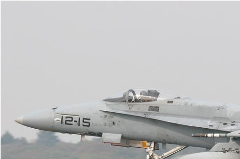 Photo#3119-1-McDonnell Douglas EF-18A Hornet