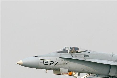 Photo#3121-1-McDonnell Douglas EF-18A Hornet
