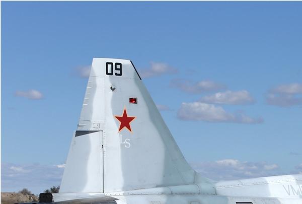 Diapo3125 Northrop F-5N Tiger II 761579/LS-09, Yuma (AZ, USA) 2013