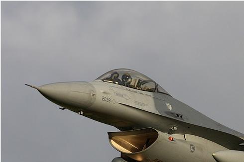Photo#3186-1-General Dynamics F-16C Night Falcon