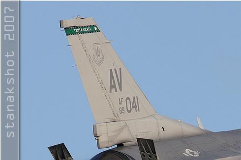 Photo#3189-1-General Dynamics F-16C Fighting Falcon