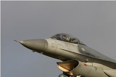 Photo#3190-1-General Dynamics F-16C Night Falcon