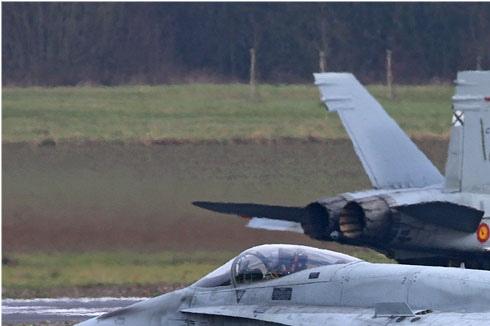 Photo#3205-1-McDonnell Douglas EF-18A Hornet