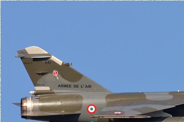 Photo#3345-1-Dassault Mirage F1CR