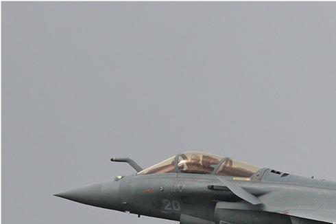 Photo#3444-1-Dassault Rafale M
