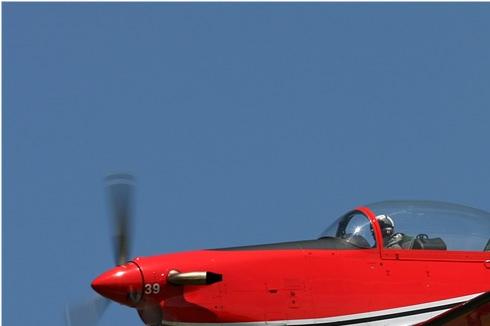 Photo#3507-1-Pilatus PC-7 Turbo Trainer