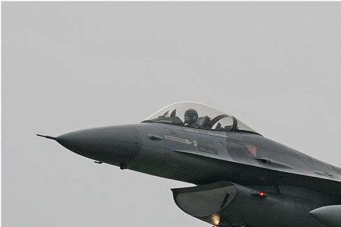 Photo#3588-1-General Dynamics F-16C Night Falcon
