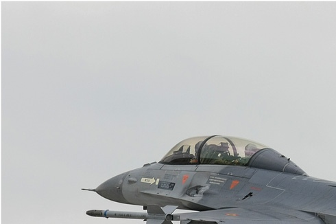 Photo#3590-1-General Dynamics F-16BM Fighting Falcon