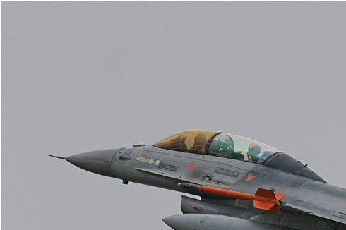 Photo#3620-1-General Dynamics F-16BM Fighting Falcon