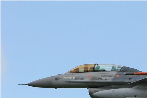 Photo#3621-1-General Dynamics F-16BM Fighting Falcon