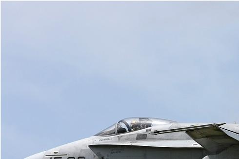 Photo#3643-1-McDonnell Douglas EF-18A Hornet