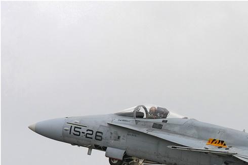 Photo#3644-1-McDonnell Douglas EF-18A Hornet