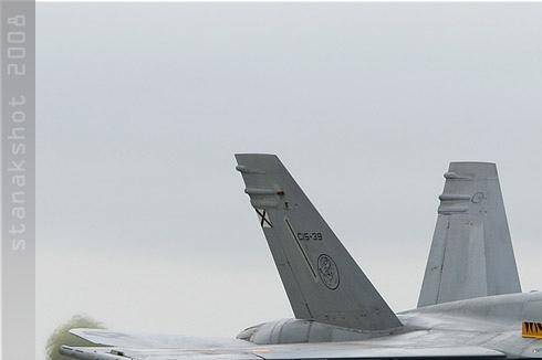 Photo#3645-1-McDonnell Douglas EF-18A Hornet