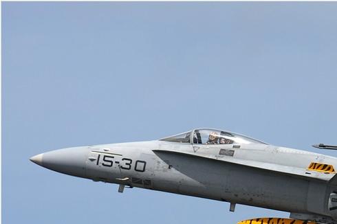 Photo#3648-1-McDonnell Douglas EF-18A Hornet