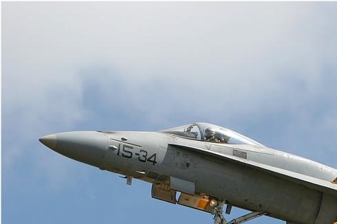 Photo#3649-1-McDonnell Douglas EF-18A Hornet