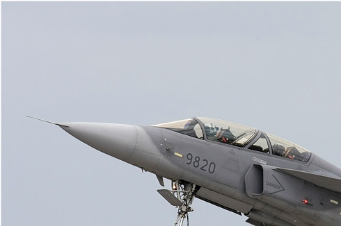 Photo#3657-1-Saab JAS39D Gripen