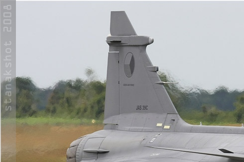 Photo#3659-1-Saab JAS39C Gripen