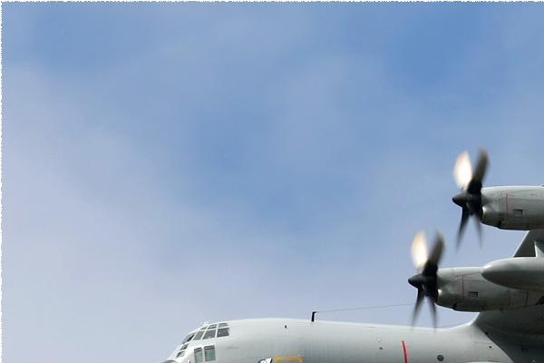 Photo#3800-1-Lockheed C-130H Hercules