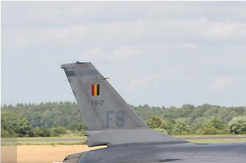 Photo#3814-1-General Dynamics F-16BM Fighting Falcon