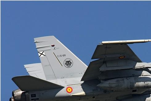 Photo#3980-1-McDonnell Douglas EF-18A Hornet