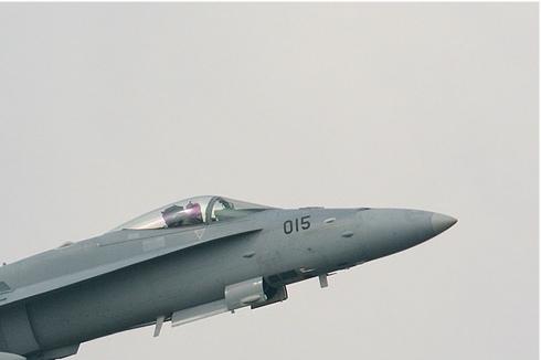 Photo#3045-2-McDonnell Douglas F/A-18C Hornet